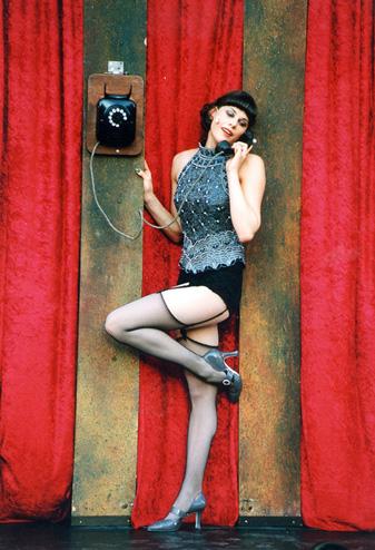 Bad Gandersheimer Domfestspiele, 2002<br>Regie/Choreografie: G&ouml;tz Hellriegel