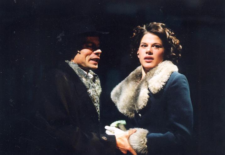 Grenzlandtheater und Landgraftournee, 2003/04<br>Regie: Ulf Dietrich<br>Mit Harald Pilar von Pilchau